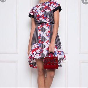 Peter Pilotto Target floral midi dress 2 designer